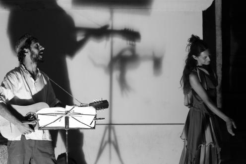 'Compagnia dello Ionio' Theatre Street Artist Company